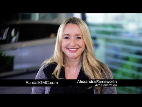 Randall GMC Terrain September 2018: Lease Offer