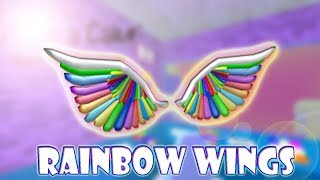 HOW to CATCH the EVENT WING (Rainbow Wings) (Brazilian Roblox)