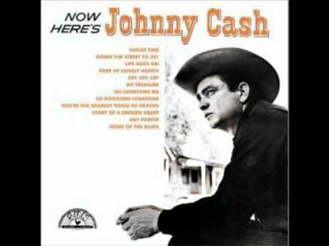 Johnny Cash-My Treasure