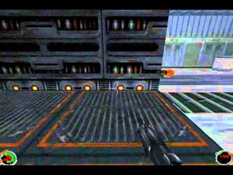 Let's Play Star Wars Jedi Knight: Dark Forces II Level 1  