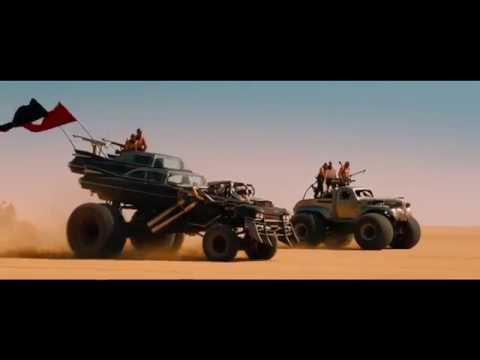 Dem Speeding  Rob Zombie ft Mad Max: Fury Road