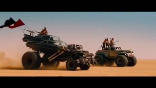 Demon Speeding - Rob Zombie ft. Mad Max: Fury Road