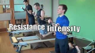 Power Reformer Pilates for Men Workout