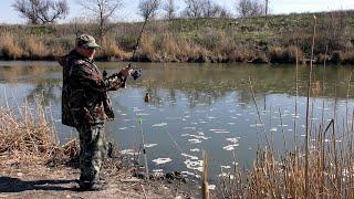 Рыбалка Карась в конце марта