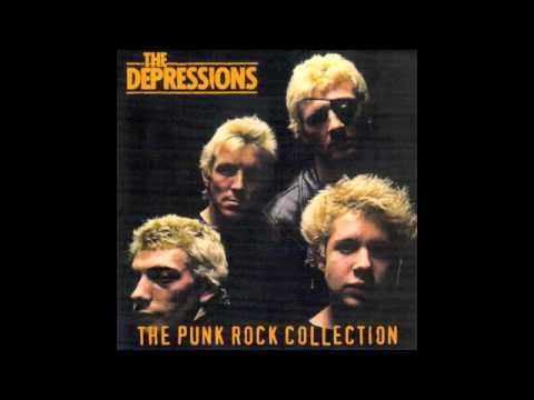 The Depressions - Punk Rock Collection FULL ALBUM 1997