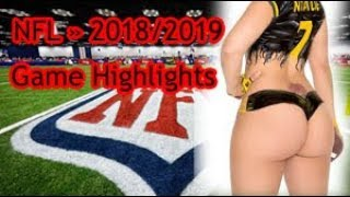 Chicago Bears vs New England Patriots - NFL SEASON 2018-19 21.10. WEEK-07 - Game Highlights