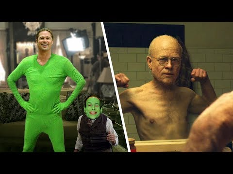 Amazing Hollywood VFX Technology That Will Make You Freak Out!