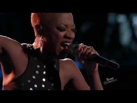 The Voice American 2015 - Playoff -  Kimberly Nichole - What s Up  - Top The Voices