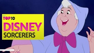 Disney Top 10 Sorcerers