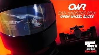 GTA Online: Open-Wheel-Rennen
