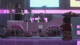 LEGO Przygoda 2 Gra Wideo - NOWY DODATEK DYSHARMONIAWA - Gra LEGO Przygoda