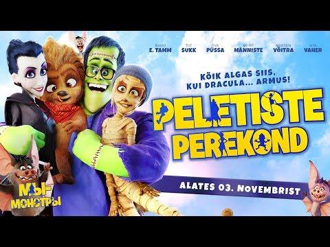 PELETISTE PEREKOND / Happy Family - Trailer (Dubleeritud eesti keelde)