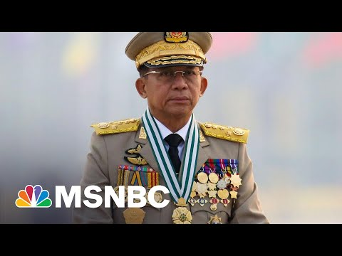 To Protect Bottom Line, Chevron Aims To Tie US Hands Against Military Junta In Burma | Rachel Maddow