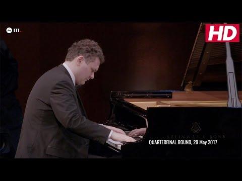 #Cliburn2017 QUARTERFINAL ROUND - Yuri Favorin (Russia) Franz Liszt - Scherzo and March, S. 177