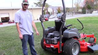 Husqvarna M-ZT 61 Zero Turn Lawn Mower Review