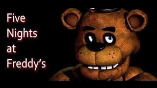 cancion en reversa de five nights at freddys español