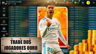 FIFA MOBILE 2020 - Trade dos Jogadores Ouro (70-75)