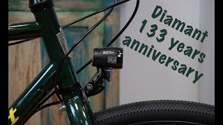 Diamant 133 years Anniversary edition | limited | Handmade in Germany