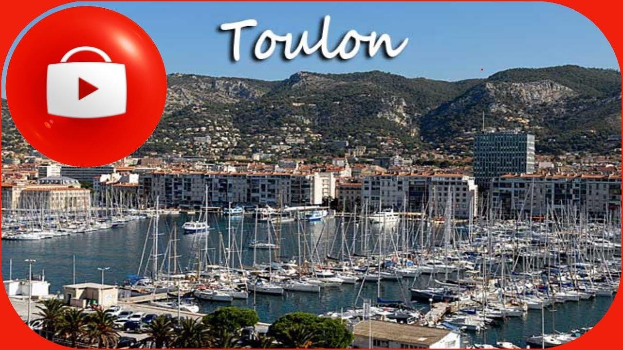 Города Франции - Тулон | Все самое Лучшее *3* - YouTube