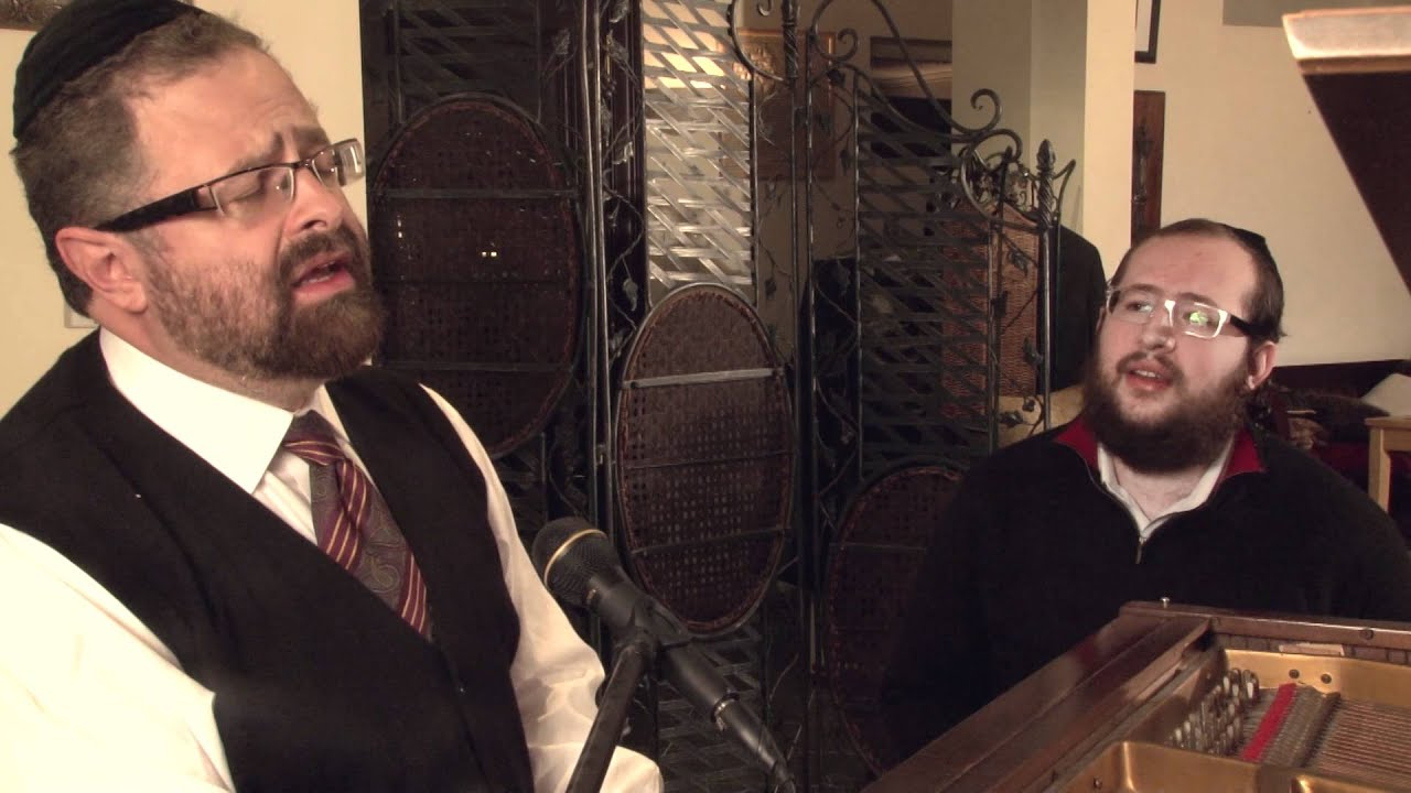 Yossi Green and Shragee Gestetner The Making of a New Song