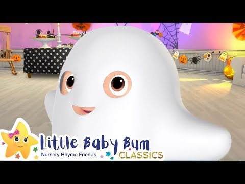Halloween Is Dress Up Time   Nursery Rhymes & Kids Songs - ABCs and 123s   Little Baby Bum