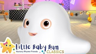 Halloween Is Dress Up Time | Nursery Rhymes & Kids Songs - ABCs and 123s | Little Baby Bum