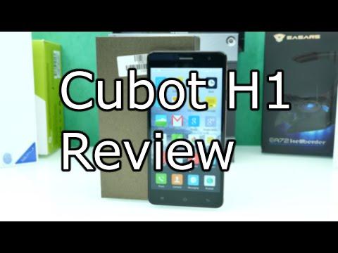 Cubot H1 Review - A Cheap 5200mAH Battery Monster - MTK 6735 + IR Blaster ! [4K]