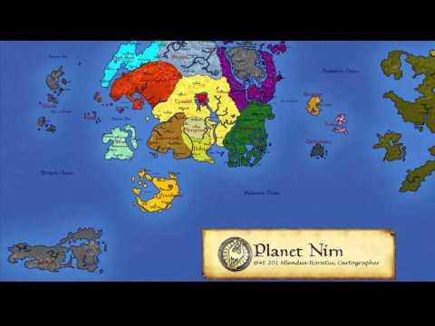 Elder Scrolls Dünyası