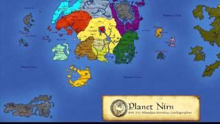 Elder Scrolls Dünyası - Tamriel'e Giriş (Gamze Vardar)