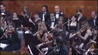 Schumann Piano Concerto Op.54 - Cristiana Pegoraro, piano - Lorenzo Porzio, conductor