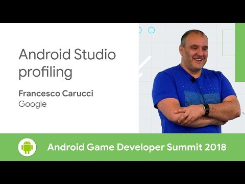 Android Studio Profiling (Android Game Developer Summit 2018)