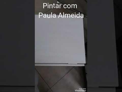 Pintar com Paula Almeida