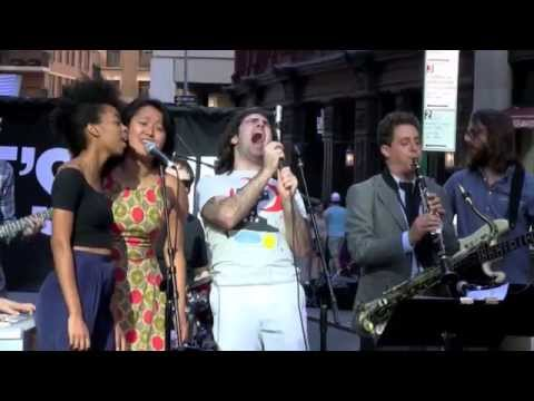 Academy Blues Project at MMNY / Joe's Pub Astor Place Stage June 2014
