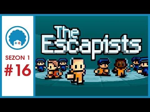 iGRAmy z The Escapists | Dzień #16 - Uciekamy?