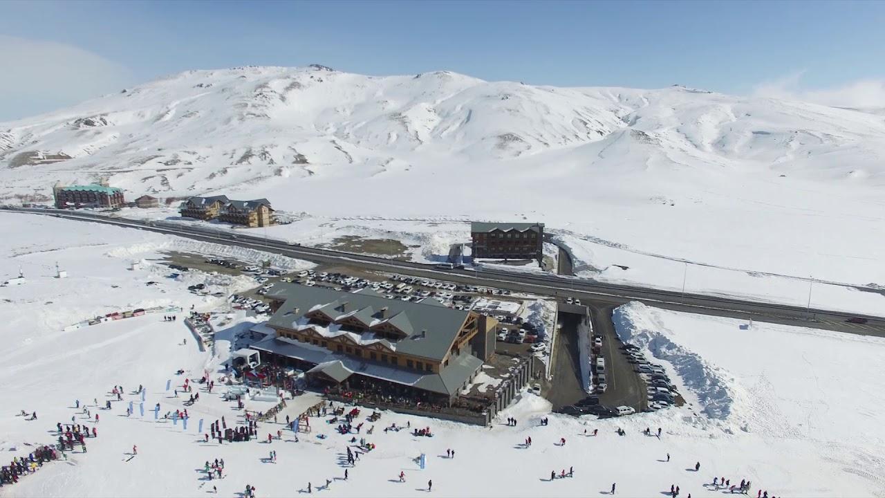 Erciyes Kayak Merkezi Tanıtımı 2