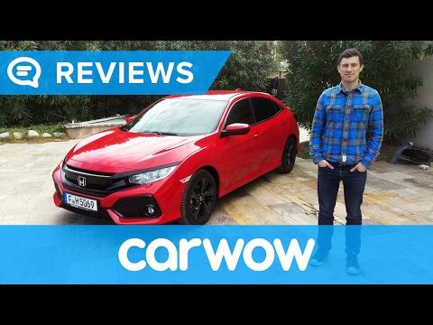 Honda Civic 2017 review | Mat Watson Reviews