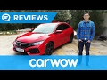 Honda Civic 2017 hatchback review | Mat Watson Reviews