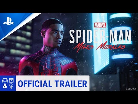 Marvel's Spider-Man Miles Morales - PS5 Trailer