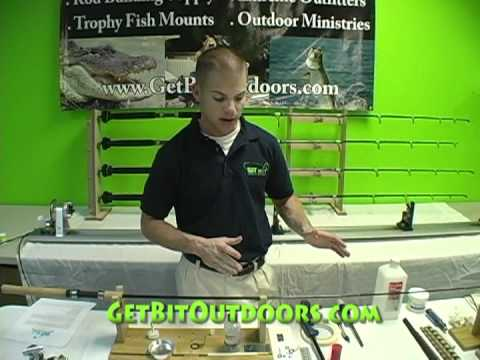 Step 6: Guide Preparation- Rod Building Made Easy