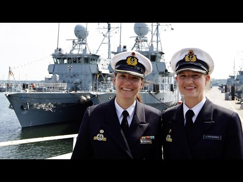 Planet Wissen - Frauen im Dienst der Marine