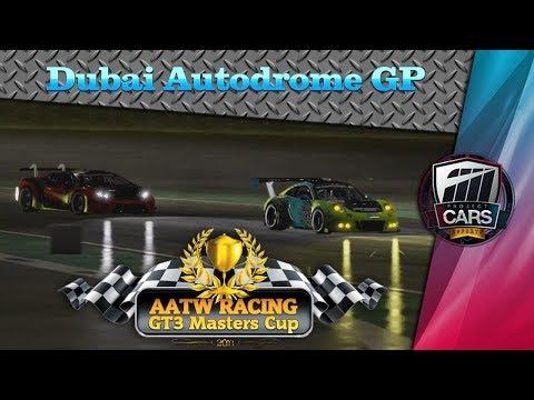 GT3 MASTERS CUP   1. DUBAI GP