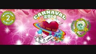 GRES Trepa no Coqueiro - Samba oficial 2014