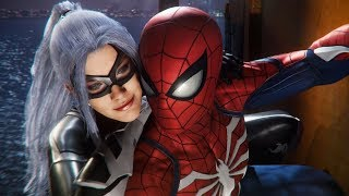 Spider-Moo! (The Heist DLC for Spider-Man PS4)