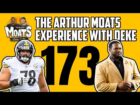 "The Arthur Moats Experience With Deke: Ep.173 ""Live"" (Pittsburgh Steelers/AFC North Draft Review)"