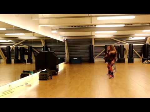 Zumba Toning clip – America Perez