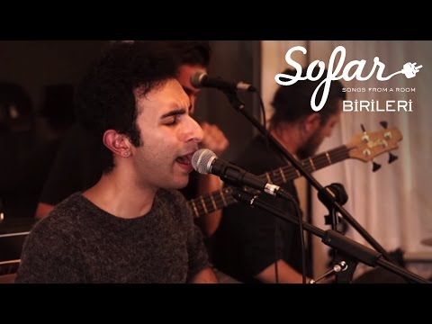 BİRİLERİ - Zamanın Dışında, Boşluğun İçinde | Sofar Istanbul