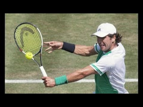 Tommy Haas vs Mischa Zverev Highlights STUTTGART 2017 QF