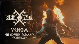 "VENOM – ""In Nomine Satanas"" / ""Warhead"" live at KILKIM ŽAIBU 17"