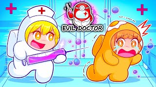 Among Us NEW EVIL DOCTOR ROLE! (Mod)