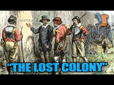 The Lost Roanoke Colony